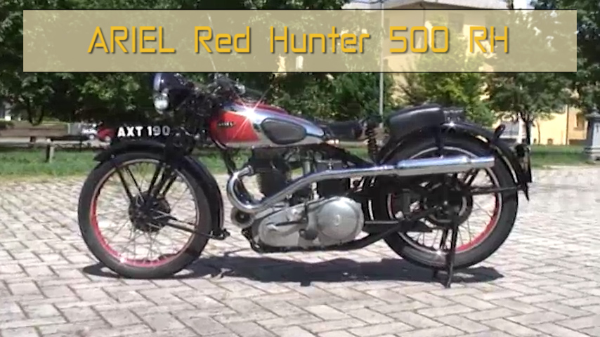 Ariel Red Hunter500 RH
