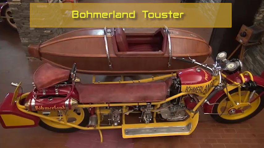 Bohmerland Touster
