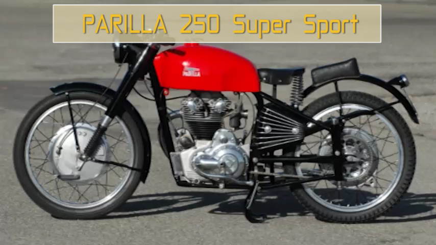 Parilla 250 Super Sport
